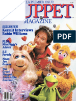 Muppet Magazine Jan'83