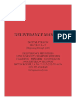 Big Red Deliverance Manual p.i p60