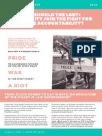 Lgbt Police Brutality