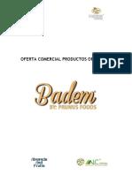 0_oferta Comercial Productos Organicos (Empresas 2018)