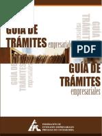 Guia de Tramites Empresariales - Bolivia