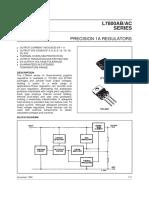 Datasheet L7805 a B2T DPACK