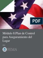 Modulo 8 Plan de Control de Seguridad en La Escena