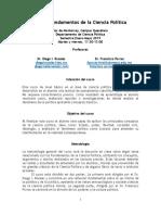 P1002 Fundamentos de la Ciencia Política