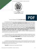 Sentencia (Angela Aguirre)