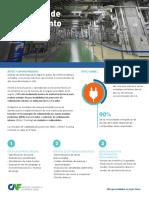 Factsheet Programa de Enfriamiento Urbano 2015