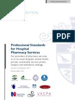 Hospital Standards 2017