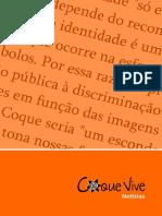 Livro Noticias Coletadas sobre o Coque - Recife (PE)