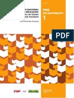 PLANO NACIONAL de EDUCAÇÃO - Política de Estado Para a Educação Brasileira