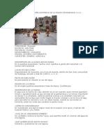 Reseña Historica de La Danza Cocharunas