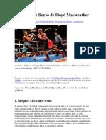 10 Trucos de Boxeo de Floyd Mayweather.DOCX