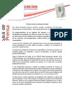 03.16 Persiste Crisis en Sistema de Salud Mario Hernandez
