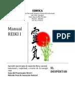 Manual de reiki Curso básico