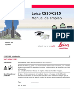 114150165 Leica CS10 CS15 UserManual Es