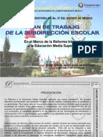 Plan de La Subdireccion 2010_epo37