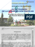 Plan de La Subdireccion 2010_epo37