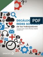 Guía de Uso de Redes Sociales Para Trabajadores