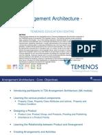 T3TAAC - Arrangement Architecture - Core - R11.1