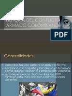 Proceso histórico en Colombia