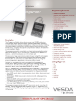 VESDA-LCD-Programmer_TDS 2019 ©