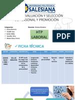 Test HTP Laboral