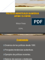 PresentacionWilsonPeresNuevas PoliticasSS2013mayo