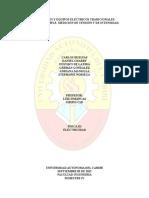 Informe Circuito Rc en Corriente Directa