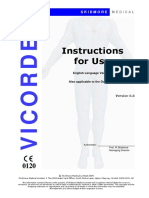 Vicorder Manual