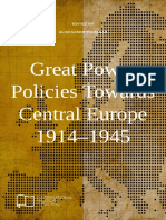 Great Power Policies Towards Central Europe 19