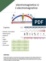 Undele Electromagnetice Si Radiatii Electromagnetice 1