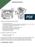 Peugeot MoteurDw10(2,0LHdi)