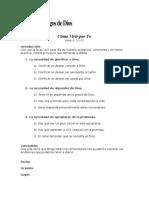 Cómo Vivir por Fe.doc