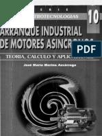 Arranque Industrial Motores Asíncronos - Jose Maria Merino Azcarraga