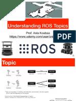 Understand Ros Topics