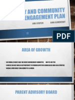 family and community engagement plan  1