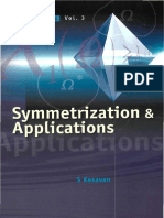 (Series in Analysis 3) S. Kesavan-Symmetrization & Applications-World Scientific (2006)