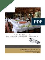 PLAN DE MARKETING RESTAURANTE CASA BLANCA.doc