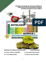 ANTOLOGÍA QUIMICA I (14-15)