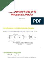 Clase20 Interferencia y Ruido en La Modulacion Angular