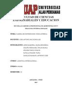 3 Distribución Física Internacional