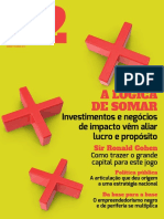 Ice Página 22 – Edição 109 – Investimentos e Negócios de Impacto