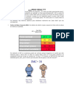 PESO IDEAL (Documento Completo)