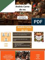 Presentación Andrés Carne de Res