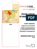 Lyon plan local d'urbanisme