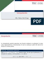 Apuntes_Interpolacion