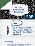 Gestion Estrategica Educativa