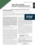 PathologyofRodentModelsofIntestinalCancer--ProgressReportandRecommendations