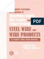DS65 - (1995) Atmospheric Corrosion Investigation of Aluminum-Coated, Zinc-Coated, And Copper-Bearing Steel Wire and Wire Products