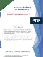 AA1-Ev3- Criterios de Seleccion de Hardware