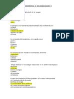 BANCO 2° PARCIAL BIOLOGIA